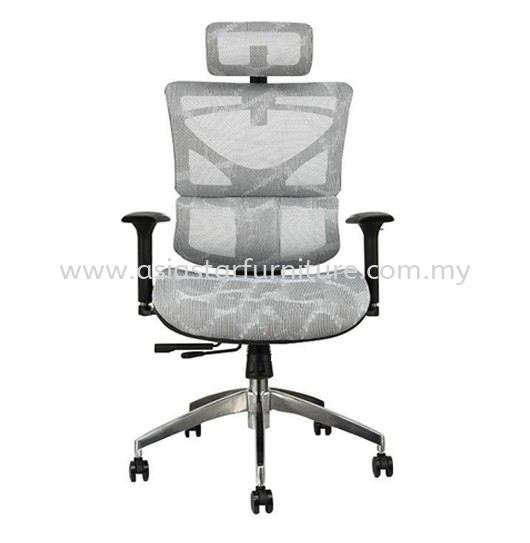 ATHENS HIGH BACK FULLY MESH CHAIR-mesh office chair bandar rimbayu   mesh office chair klia   mesh office chair sunway velocity