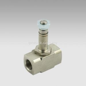 SOLENOID VALVES, SERIES EV-FLUID, DIRECT ACTING 2/2, S/S VLV BODY