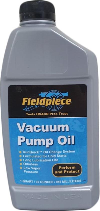 FIELDPIECE Vacuum Pump Oil (946ml)