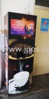 Android-based Notes And Coins Operated Coffee Machine Vending Machine