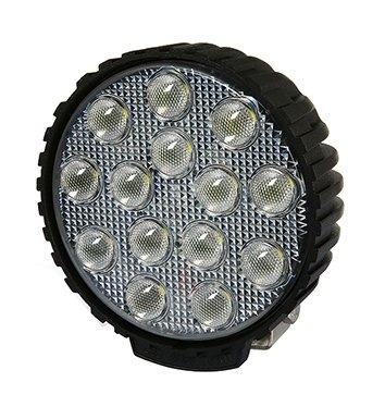 QL9840-14 14 Water/dustproof LED Work Light with IP67 130(W)X130(L)X63(H)