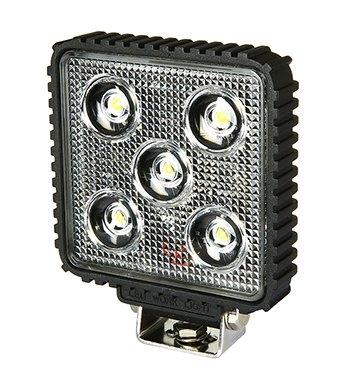 QL9840-7 Water/dustproof LED Work Light with IP67 110(W)X110(L)X25(H)