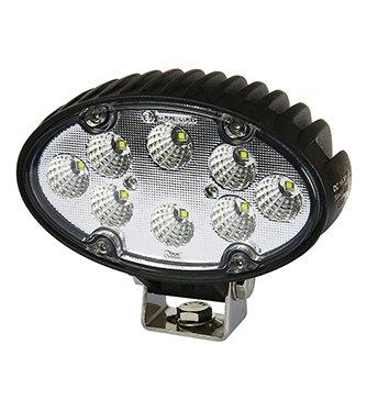 QL9820B-8 Water/dustproof LED Work Light with IP67 129(W)X78(L)X53(H)