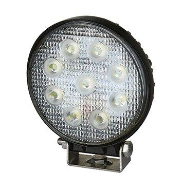 QL9800W27R Water/dustproof LED Work Light with IP67 115(W)X115(L)X39(H)