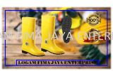 WILLINGTON BOOT LINING YELLOW WORK BOOT Rain Boot Pruning Saw Safety Accessories