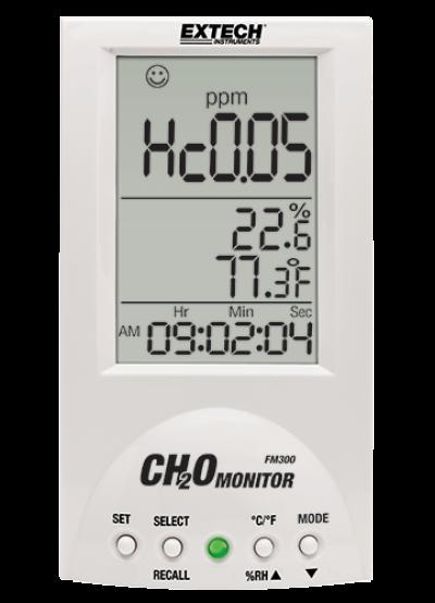 Formaldehyde Meters - Extech FM300