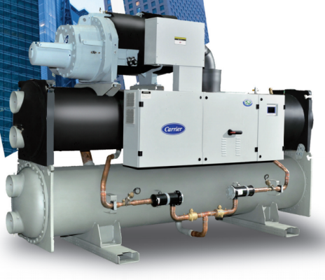 Carrier Water-Cooled Liquid Chiller 30XW -Screw Type