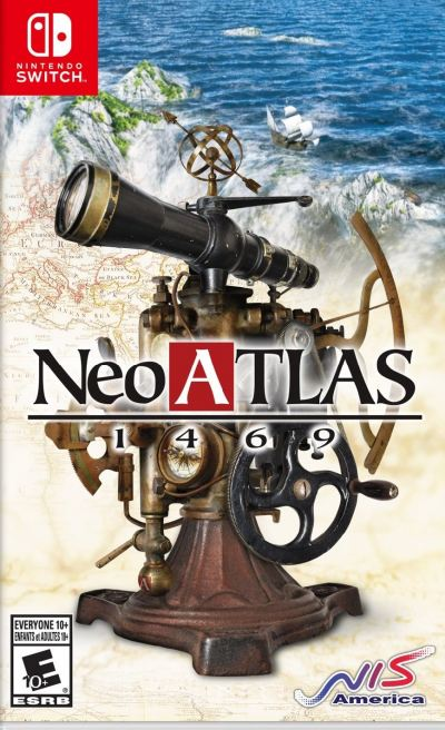 Nintendo Switch Neo Atlas 1469