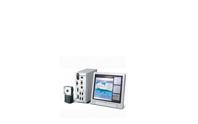 OMRON FZ5 Series A range of processing items for positioning and inspection
