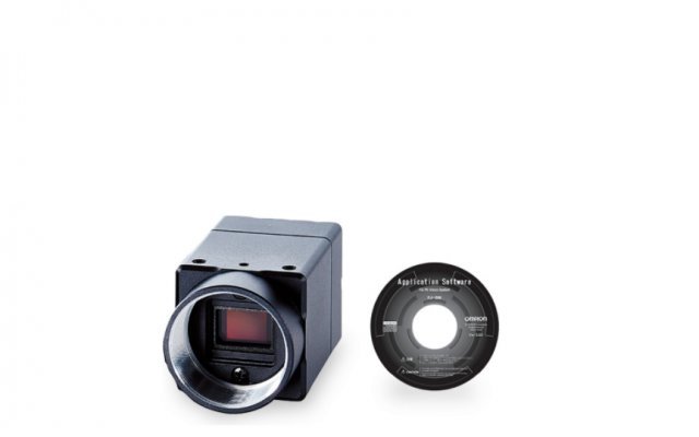 OMRON FJ Series Built-in high-quality image processing in a PC system.