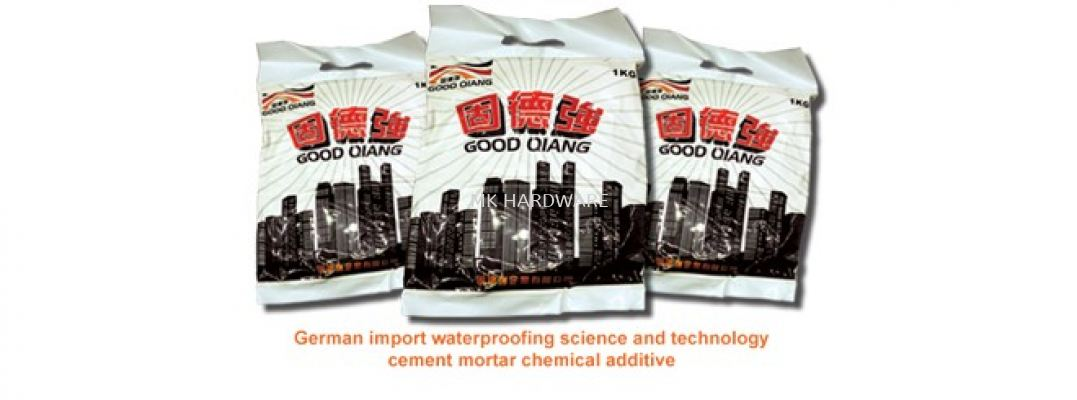GOOD QIANG WATER PROOFING ADDITIVE