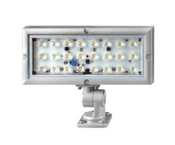 QMHL-250-MF Water, Vibration and Oil Resistant LED Work Lights with IP67/ IP69K Protection