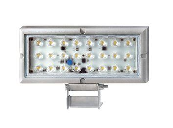 QMHL-250-K Water, Vibration and Oil Resistant LED Work Lights with IP67/ IP69K Protection