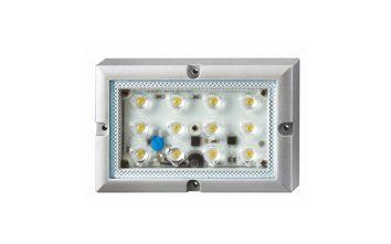 QMHL-150-D Water, Vibration and Oil Resistant LED Work Lights with IP67/ IP69K Protection