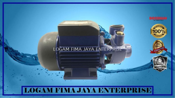 BOSSMAN BOOSTER PUMP 0.5HP (370W) BQB60