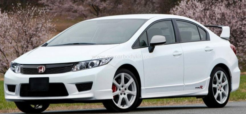 HONDA CIVIC FB 2012 - 2015 TYPE R BODYKIT