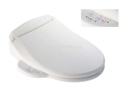 BS 1420 Electronic Bidet Seat - Elongated,DC (800073)