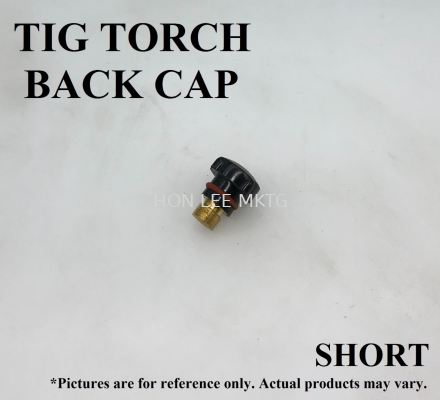 TIG TORCH BACK CAP (SHORT)