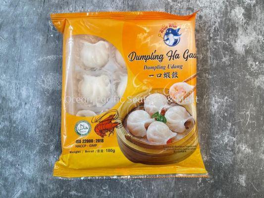 Crystal Shrimp Dumplings ��180gm/9pcs��