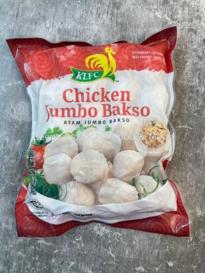 Klfc Chicken Jumbo Bakso  500gm/pkt