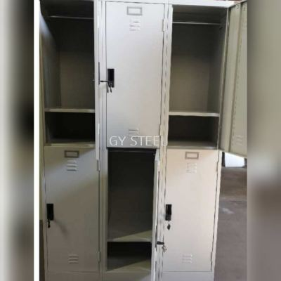 2 COMPARTMENT LOCKER JOINT 3 UNITS