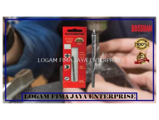 BOSSMAN BGD8 TCT DRILL BIT 2000# FOR GLASS 8MM