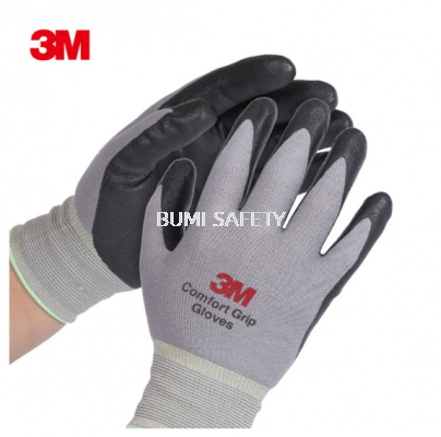 3M Comfort Grip Glove Protective Gloves