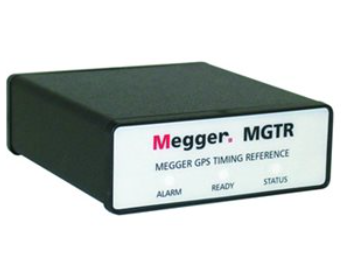 MEGGER MGTR-II GPS Timing Reference