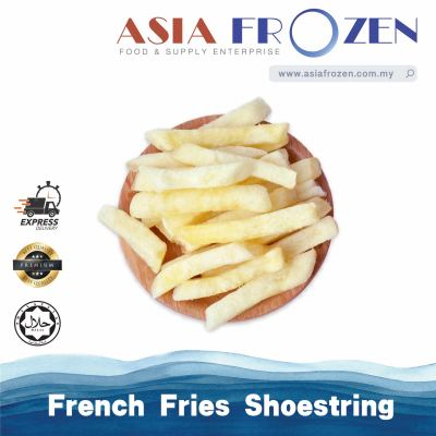French Fries Shoestring 【1kg】