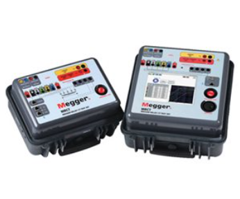 MEGGER MRCT Relay and Current Transformer Test