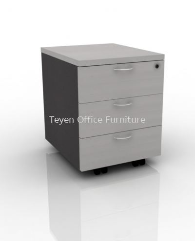 3D Mobile Drawer Pedestal