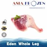 Eden Duck Whole Leg 1.1kg