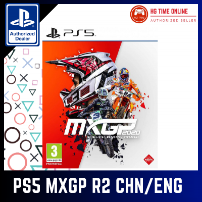 PS5 MXGP The Official Motocross Videogame | R2 CHN/ENG