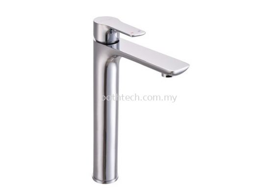 Trento Single Lever Tall Basin Mixer (301345)
