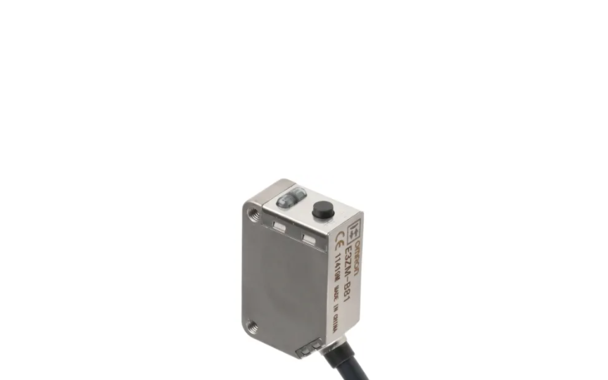 OMRON E3ZM Stainless Steel Housing Ideal for Food Industry (PAT Pending)