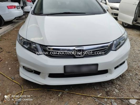 HONDA CIVIC FULL REPLACE SYNTHETIC LEATHER