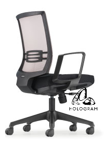 HOL_INTOUCH ECONOMY LOW BACK CHAIR