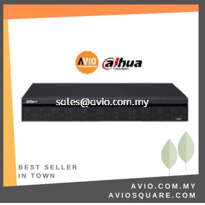 Dahua NVR1104HS-P-S3/H 4 Channel Compact 1U Lite 4K H.265 NVR with on-board PoE