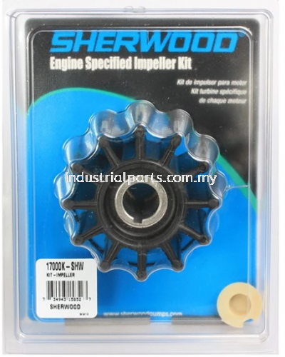 Sherwood Impeller Kit 17000K
