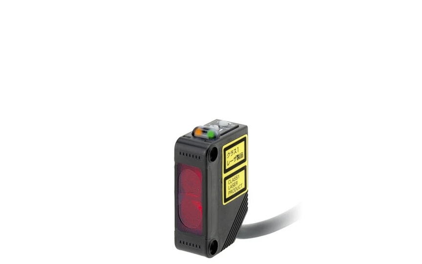 OMRON E3Z-LT / LR / LL Compact and Reliable Laser Photoelectric Sensor
