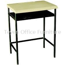 STUDY TABLE WITH OPEN DRAWER