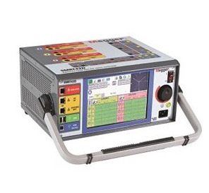 MEGGER SMRT43D Relay Test System with Touch Screen, 3 Voltages, 3 Current Channels
