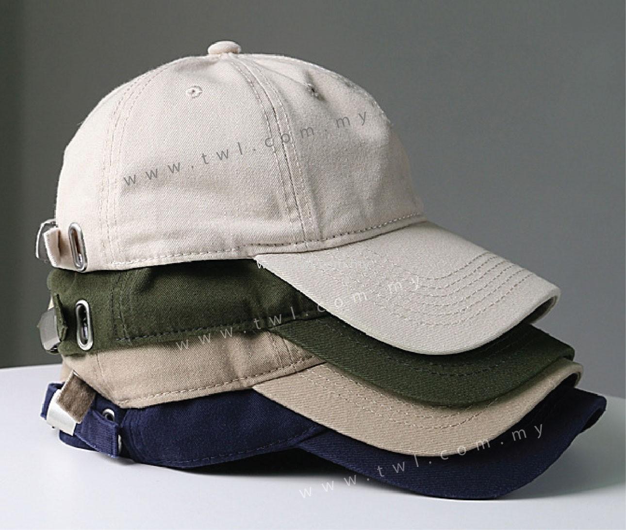 Casual Plain Baseball Cap CP057