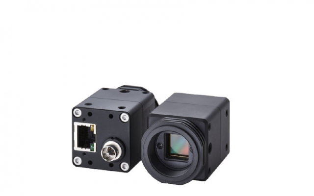 OMRON STC/FS Series Those cameras make the conventional systems simpler, faster and more flexible.