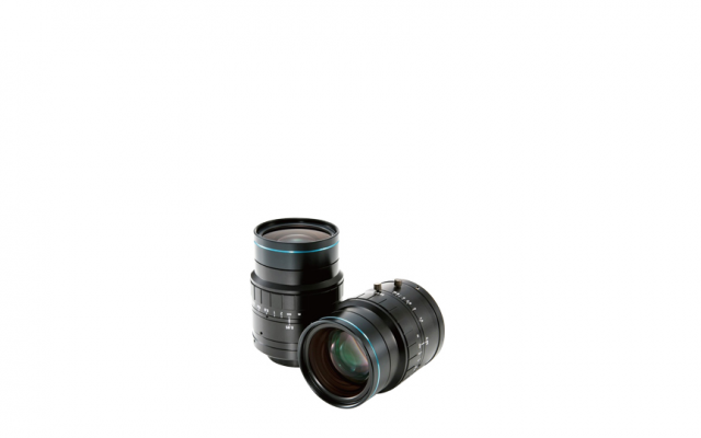 OMRON 3Z4S-LE SV-V Series Standard CCTV lens. Lower distortion and higher resolution than previous C