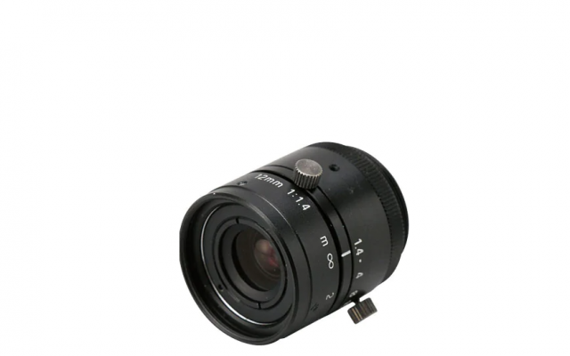 OMRON 3Z4S-LE VS-LLD Series Ultra-high-resolution lens for 4/3-inch cameras