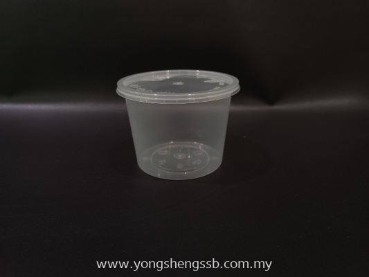MS25 (500PCS/CTN) WITH LID (FLAT)