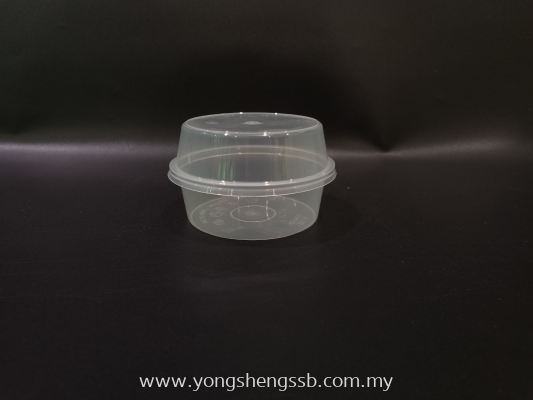 MS10/250 (500PCS/CTN)  WITH LID (DOME)