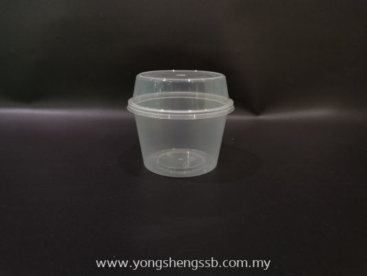MS20 (500PCS/CTN)  WITH LID (DOME)