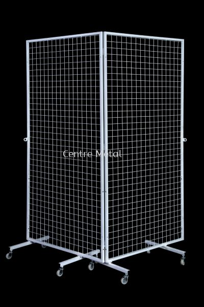 Netting Cage 3x6 2 Doors with Wheels